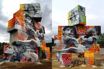 Pichiavo - North West Walls, Belgium 2014