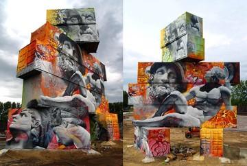 Pichiavo - North West Walls, Belgium 2014